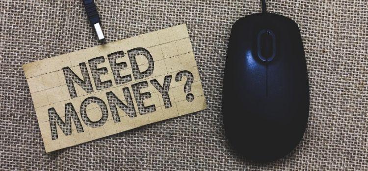 Geld nodig